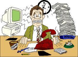 Stress Tekanan Tempat Kerja