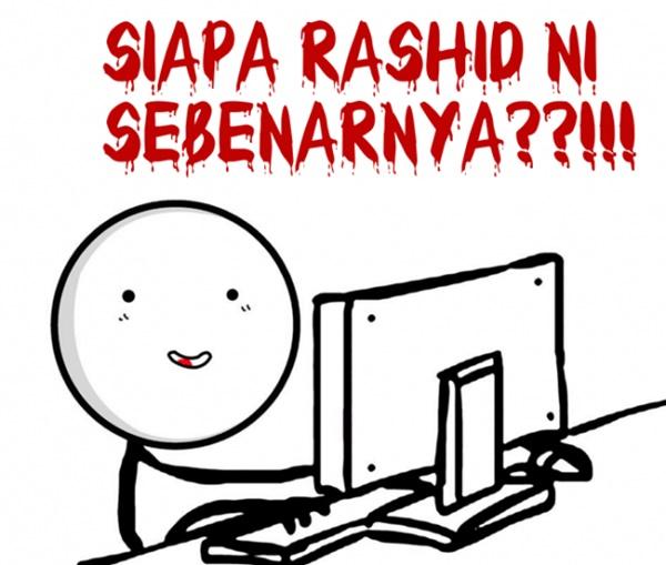 Jadilah Seperti Rashid